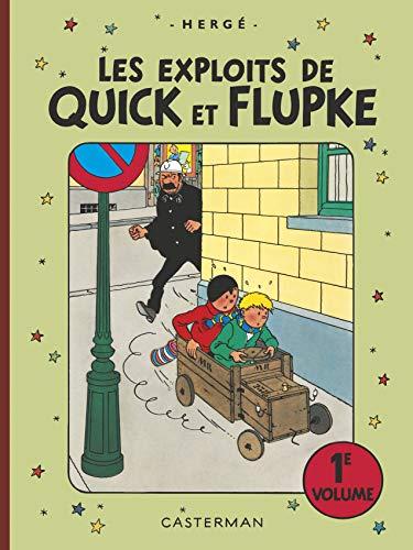 Les exploits de Quick et Flupke: 1er volume