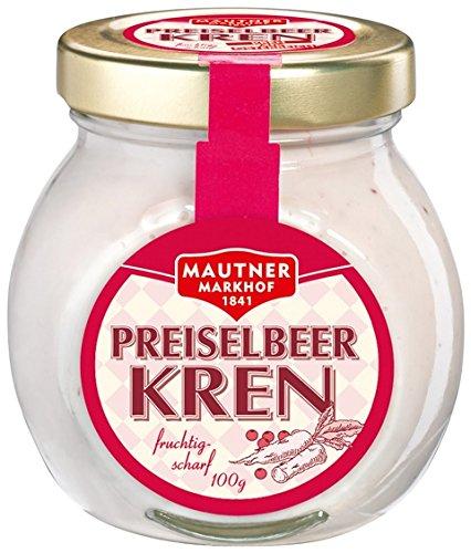 Mautner Markhof Preiselbeerkren