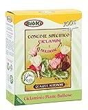 Bioki Ciclamini Concime Organo-Minerale per Ciclamini e piante bulbose, 350 gr