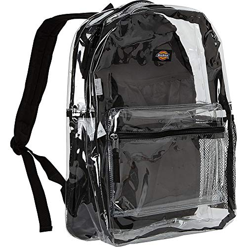Dickies Student, Clear/Black, One Size