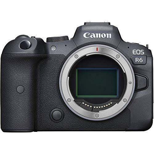 Câmera Fotográfica EOS R6 Body Canon