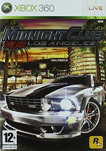 Take-Two Interactive Midnight Club: Los Angeles videogioco Xbox 360