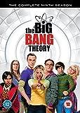 The Big Bang Theory - Season 9 (3 Dvd) [Edizione: Regno Unito] [Reino Unido]