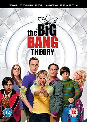 The Big Bang Theory - Season 9 (3 Dvd) [Edizione: Regno Unito] [Edizione: Regno Unito]