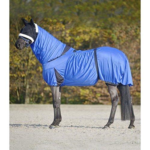 Ekzemdecke, royal blau, 135 cm