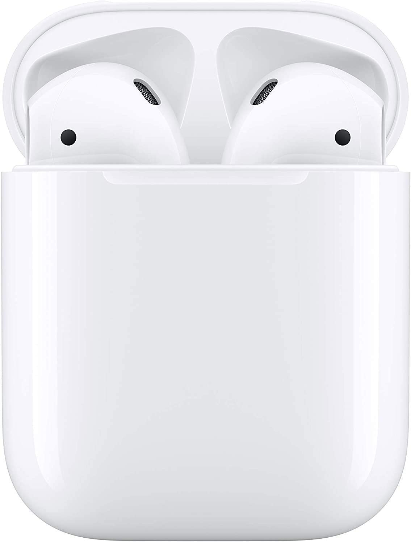 Wei/ß Bluetooth Kopfh/örer5.0,Wireless Kopfh/örer IPX7 wasserdichte Sportkopfh/örer 3D-Surround-Sound Fingerabdruck ber/ühren Binauraler HD-Anruf In-Ear-Kopfh/örer f/ür Apple Airpods Pro iPhone Android