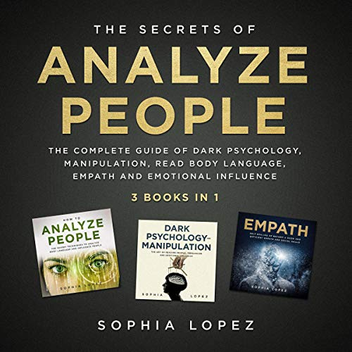 The Secrets of Analyze People cover art