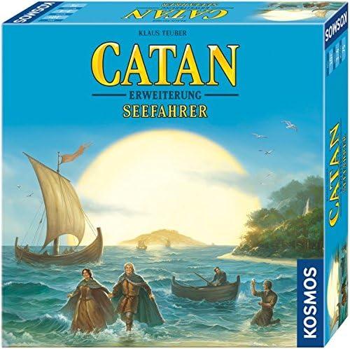 KOSMOS 694104 - CATAN - Seefahrer, Erweiterung zu CATAN - Das Spiel, Strategiespiel
