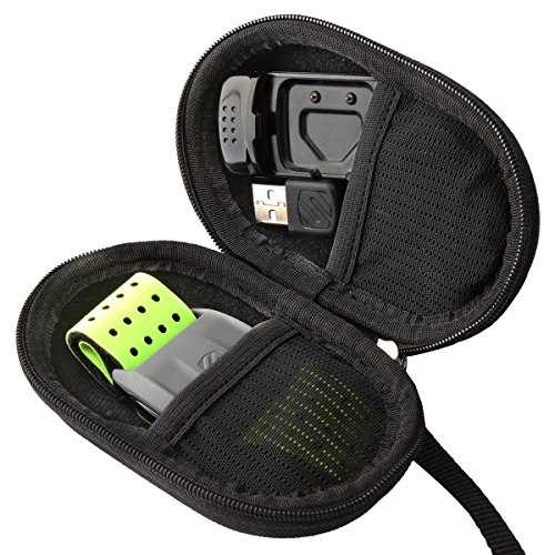 Aproca Hard Travel Storage Case Compatible with Scosche Rhythm+ Heart Rate Monitor Armband