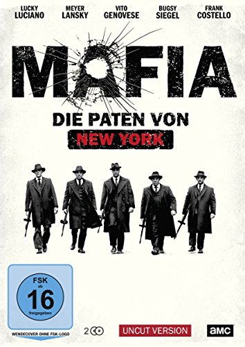 Mafia - Die Paten von New York (Uncut Version) [2 DVDs]