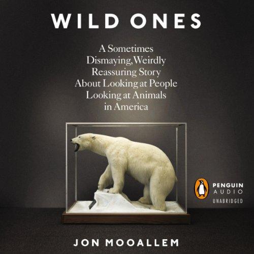 The Wild Ones audiobook cover art