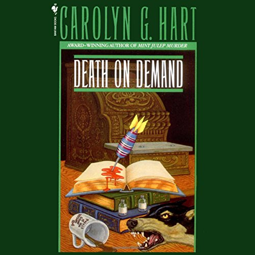 Death on Demand audiobook cover art