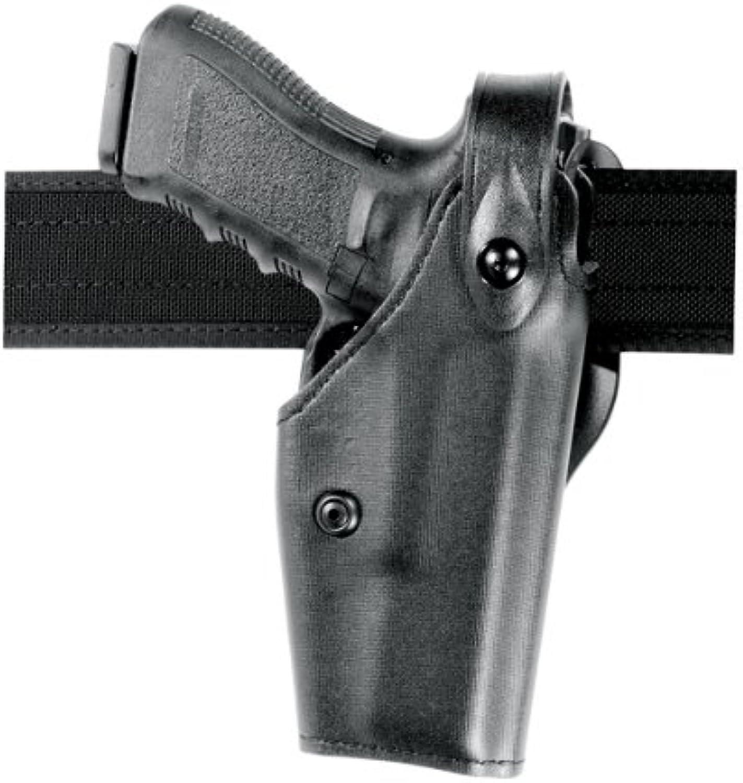 Safariland 6280 Level Ii Retention, MidRide Holster  Stx Tactical Black, Right Hand 6280519131