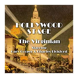 Hollywood Stage - The Virginian cover art