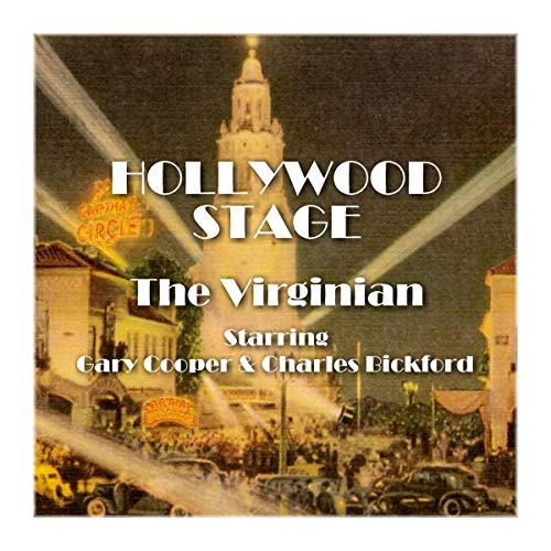 Hollywood Stage - The Virginian audiobook cover art