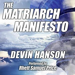 The Matriarch Manifesto cover art