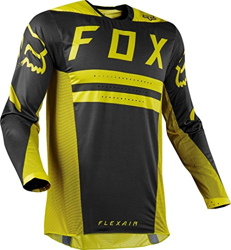 Fox Jersey Flexair Preest Gelb Gr. XXL