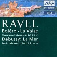 Bolero / La Valse / Pictures at an Exhibition
