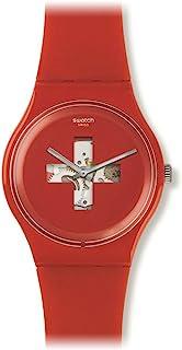 Swatch Men's Quartz Analog Watch SUOR106