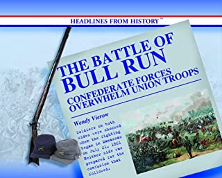 The Battle of Bull Run: Confederate Forces Overwhelm Union Troops (Headlines from History)