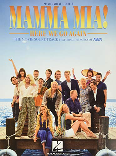 Mamma Mia] Here We Go Again (PVG): The Movie Soundtrack Featuring the Songs of Abba