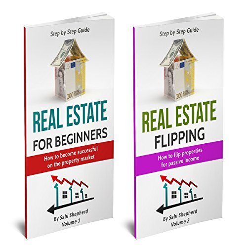 Real Estate Investing: 2 Manuscripts audiobook cover art