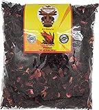 Hibiscus Flowers 1 Pound (16oz) 100% Natural Jamaica