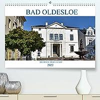 Bad Oldesloe 2022 (Premium, hochwertiger DIN A2 Wandkalender 2022, Kunstdruck in Hochglanz): BAD OLDESLOE - DIE BESTE TRAVE STADT (Monatskalender, 14 Seiten )