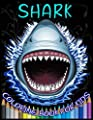 SHARK COLORING BOOK FOR KIDS: 35 completely unique shark coloring pages for kids ages 4-8!!!