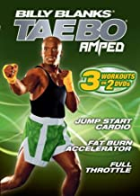Tae Bo Amped: 3 Workouts on Jump Start Cardio, Fat Burn Accelerator, and Full Throttle