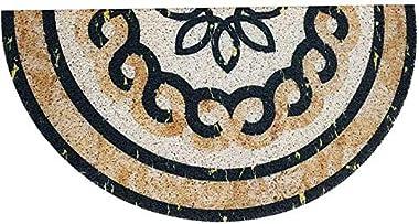 Marble Pattern Non-Slip Door Mat, Floor Mat, Entrance Front Door Carpet, Used for Home Decoration (30X60Cm)-A (Color : D)
