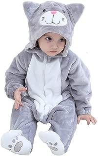 Baby Animal Cat Onesie Romper Halloween Costume