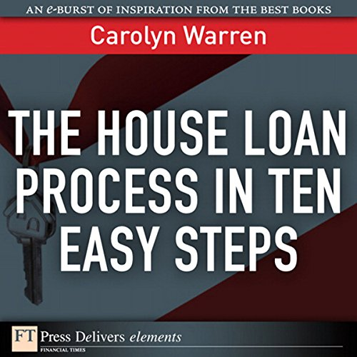 The House Loan Process in Ten Easy Steps audiobook cover art