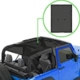 Alien Sunshade Jeep Wrangler JK (2007-2018) Full Length...