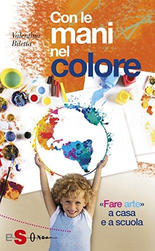 Con le mani nel colore: «Fare arte» a casa e a scuola