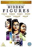 Hidden Figures DVD [Reino Unido]