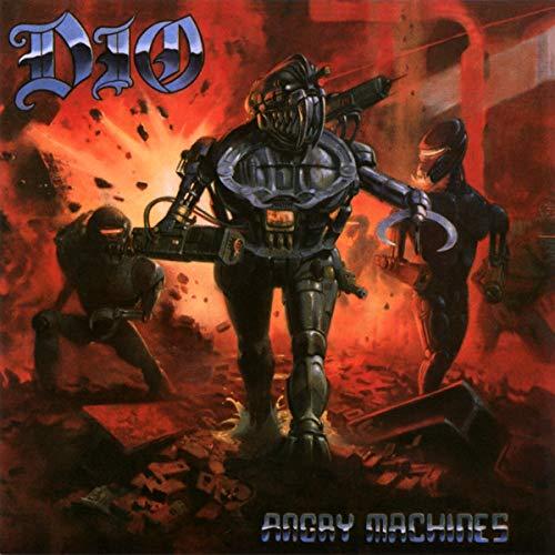 Angry Machines [Disco de Vinil]
