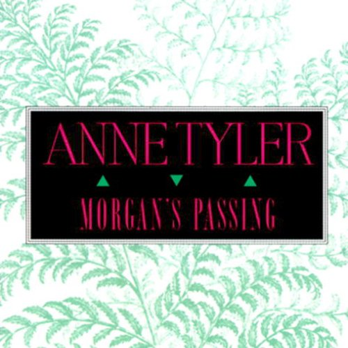 Morgan's Passing audiobook cover art