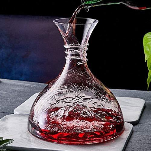 Decanter Vino con tappo, soffiato a mano 100% cristallo senza piombo, accessori per vino, caraffa per vino, vino regalo, aeratore per vino Xuan - vale la pena avere
