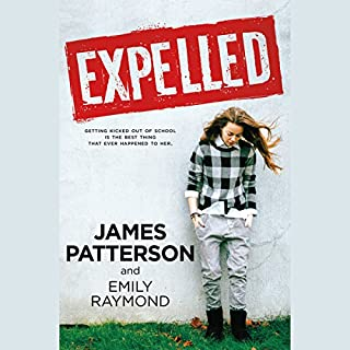 Expelled audiobook cover art