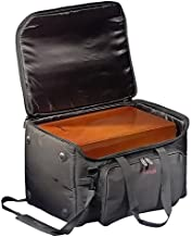 Stagg Professional Cajon Bag with Strap - Black