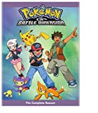 Pokemon the Series: Diamond and Pearl – Battle Dimension Complete Collection (DVD)...