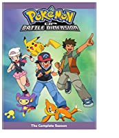 Pokemon The Series: Diamond And Pearl - Battle Dimension CompleteCollection [DVD]