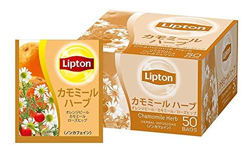 スマートマットライト リプトン カモミールハーブ アルミ 50袋