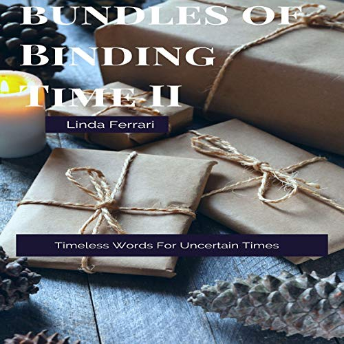 Bundles Of Binding Time Ii Hörbuch Download Von Linda Ferrari Audible De Gelesen Von Alyssa Fuhrman