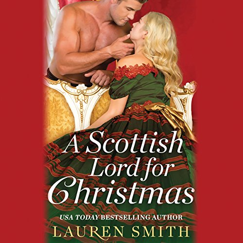 A Scottish Lord for Christmas cover art