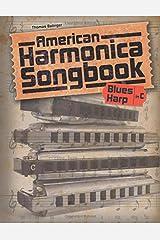 American Harmonica Songbook: (Blues Harp in C) Paperback