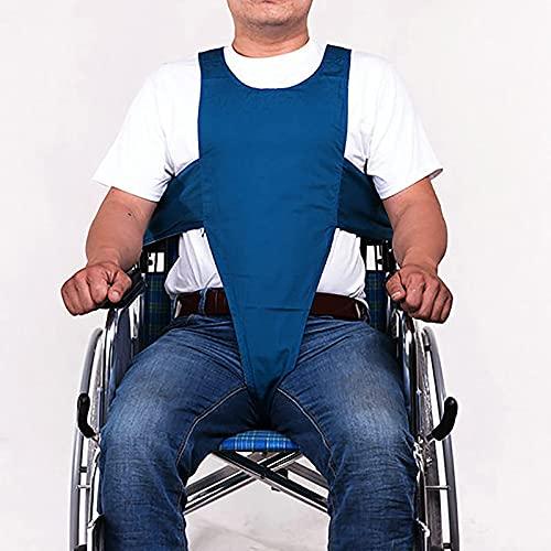SHENXIAOMING Rollstuhl-Sicherheitsgurt, Rollstuhl-Gurt Für Erwachsene, Um EIN Verrutschen Zu Verhindern, Rollstuhl-Gurt-Rückhaltesystem, Torso-Stützgurt Für Erwachsene Les Aides Médicales Du Patient