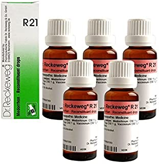 Dr.Reckeweg-Germany R21 Drops (Pack of 5)