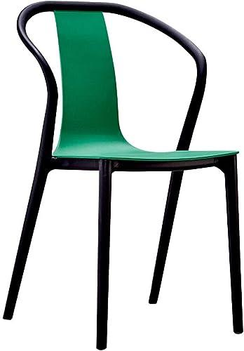 oferta de tienda LXQGR Cubre Cubre Cubre sillas de Comedor, sillón Simple Cafetería Restaurante Puerta Tienda Comedor Mesa Silla Taburete Silla de Bar Silla Silla de Comedor casa Minimalista Moderno (Color   verde)  estar en gran demanda